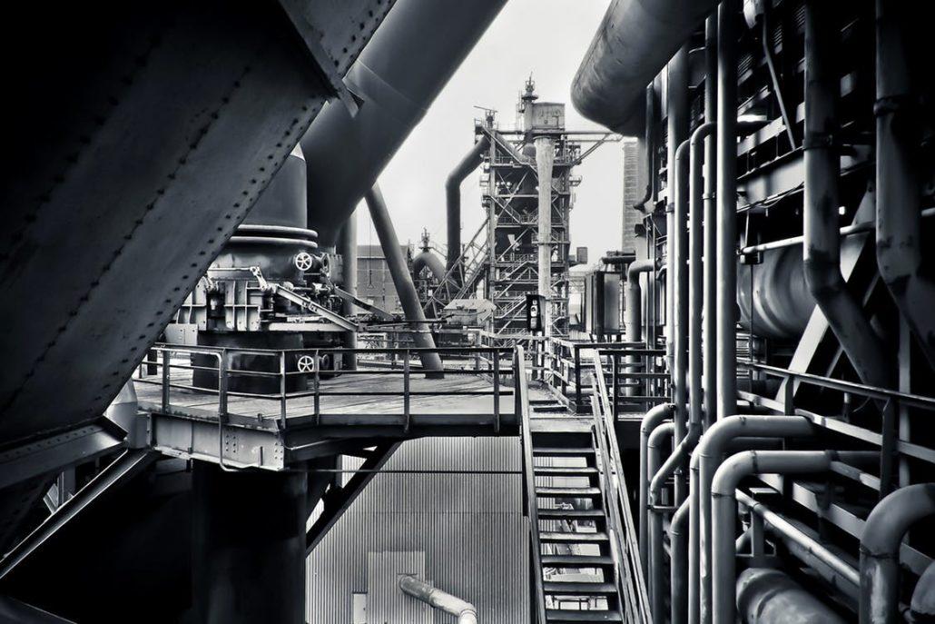 przemysł naftowy w Polsce Gazstal